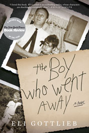 The Boy Who Went Away Book Cover